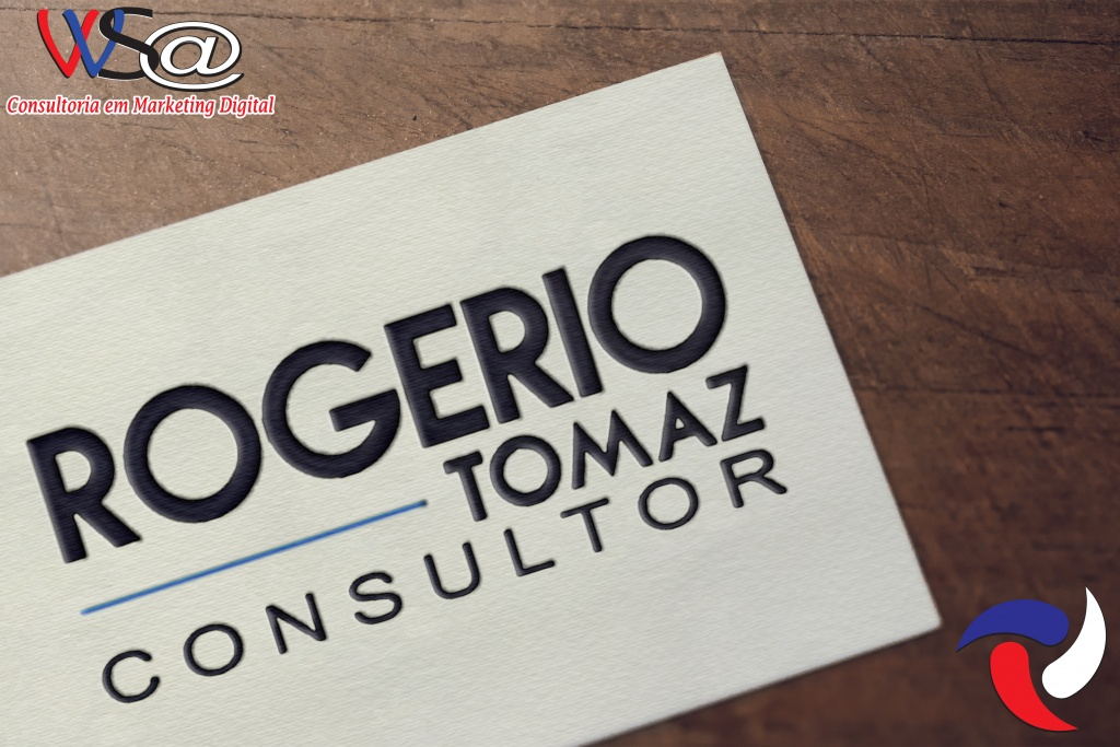 Consultor Rogério Tomaz