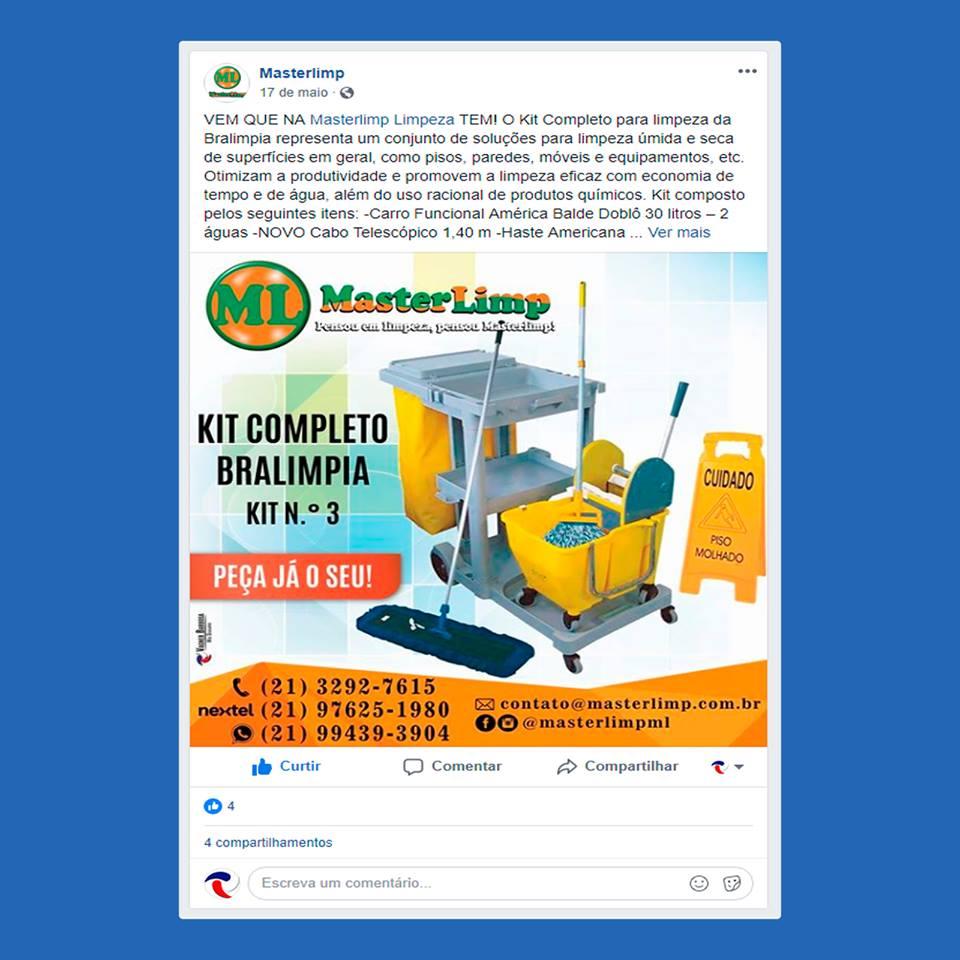 Masterlimp Posts Face kit3