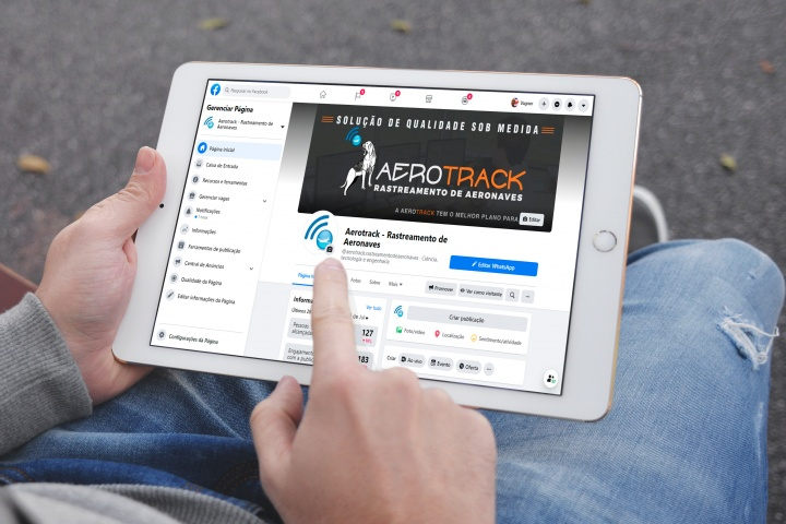 Aerotrack – Rastreamento de Aeronaves